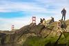 The Rocks (Flipped Out) Tags: sanfranciscocalifornia goldengatebridge bakerbeach
