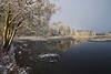 Vaskjala veehoidla (Jaan Keinaste) Tags: pentax k3 pentaxk3 eesti estonia vaskjalaveehoidla veehoidla reservoir vesi water talv winter piritajõgi jõgi river lumi snow