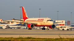 Air India Airbus A319 VT-SCN Bangalore (BLR/VOBL) (Aiel) Tags: airindia airbus a319 vtscn bangalore bengaluru canon60d tamron70300vc