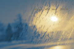 Best Wishes in 2018 :) (mariola aga) Tags: newyear 2018 newyearseve winter frost wishes art coth alittlebeauty coth5 thegalaxy