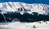 Gulmarg (siam wahid) Tags: mountain mountainscape mountainside kashmir india gulmarg travel snow pinetrees