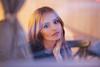 She is pretty! (MiliRadeva) Tags: beauty girl woman portrait cafe dreaming window curtain perfect she tsveta milena radeva