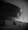 Echo Arena no2 (rubenheijloo) Tags: bw black blackwhite monochrome echo arena liverpool round texture rwhphotography