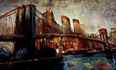 Creativity takes a courage.. A beautiful painting.. (zairakhan) Tags: canvas painting homedepot utah creativity art