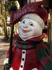 Snowman (meeko_) Tags: snowman statue christmas safari lodge safarilodge wild christmasinthewild tampas lowry park zoo lowryparkzoo tampaslowryparkzoo lowrypark tampa florida tampachristmas decoration christmasdecoration