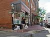BostonCornerofBranch (fotosqrrl) Tags: boston massachusetts streetphotography urban charlesstreet branchstreet beaconhill cleaners trash