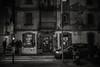 Downtown..... (Dafydd Penguin) Tags: downtown inner city urban night shot after dark barceloneta barcelona catalunya catalonia spain raw blackandwhite blackwhite black white mono monochrome noir bw scene nikon df nikkor 35mm af f2d