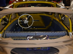 BMW Isetta Cabrio (1957) (andreboeni) Tags: classic car automobile cars automobiles voitures autos automobili classique voiture rétro retro auto oldtimer klassik classica classico bmw isetta cabrio microcar bubble voiturette dashboard fascia interior cockpit