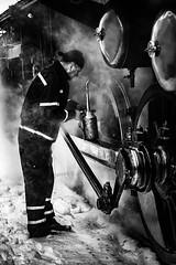 "Turning and servicing 33-037 at Novo Mesto (misko k) Tags: christmastrain santatrain santaclaus museumtrain steam steamlocomotive winter kriegslok drbclass52 33037 slovenskeželeznice slovenianrailways slovenia božič božičkovvlak muzejskivlak para parnalokomotiva sž sz zima ""novo mesto"""