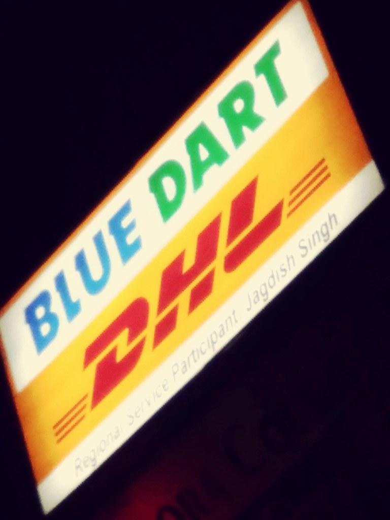 The World's newest photos of bluedart - Flickr Hive Mind