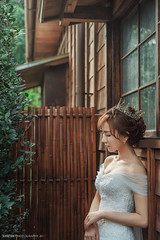 | Dear Bride | (Joseph Lu.) Tags: canon eos1dx joseyes bride bridal stephy stylistkiki nutshellwedding