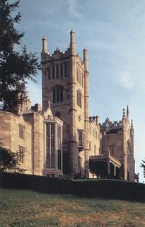 Tarrytown New York - Lynhurst - Jay Gould Gothic Mansion - HIstoric