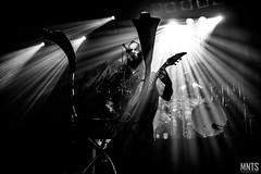 Behemoth - live in Warszawa 2017 fot. Łukasz MNTS Miętka-35
