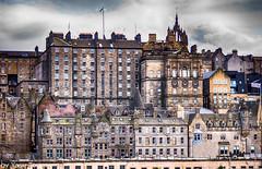 Old Edinburgh Scotland UK-4