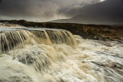 The Cauldron, Rannoch Moor (Chris_Hoskins) Tags: wwwexpressionsofscotlandcom scottishlandscapephotography scotland waterfall glencoe scottishlandscape rivercoupall landscape cauldron creise
