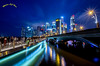The Year Of Anticipation (melvhsc100) Tags: 2018 countdown newyear financial center celebration nightscenery longexposure bluesky bluehour light architecture downtown streetlight bridge bright vibrant reflection people event singaporeattractions singaporescenery nikon7200 nikon1024mm sunset blue water landscape city skyline river sky night building