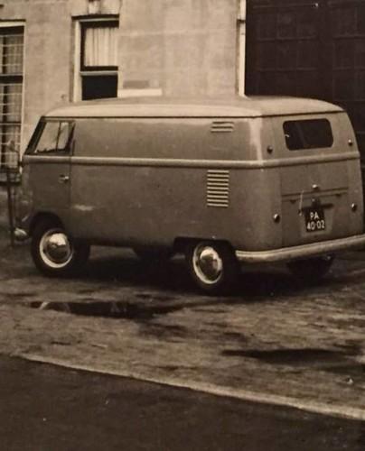 "PA-40-02 Volkswagen Transporter bestelwagen 1955 • <a style=""font-size:0.8em;"" href=""http://www.flickr.com/photos/33170035@N02/38568085055/"" target=""_blank"">View on Flickr</a>"