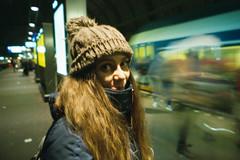 (ニノ Nino) Tags: 35mm 35 mm analog analogue ishoot film filmisnotdead agfa vista 200 olympus mju portrait holland netherlands amsterdam dam