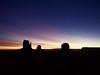 Monument Valley Dawn (Bhavanish) Tags: usa monumentvalley utah dawn