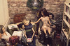 🎄💕 Merry Christmas! Happy Holidays! Frohe Weihnachten! Schöni Wienacht! Feliz Navidad! Buon Natale! Joyeux Noël! 💕🎄 (lichtspuren) Tags: barbiemod barbie ashleyolsenbarbie actionfigure johnwick daily situations keanu dailysituations minime 16 scale couple diorama barbieheadonpoppyparkerbody poppyparkerbody canon eos 6d ef 50mm f12 l usm weihnachten christmas lichtspuren