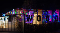 Christmas Lights (what's_the_frequency) Tags: decorations lights christmas christmaslights bullheadcity mohavecounty calnevari sony a65 35mmf18