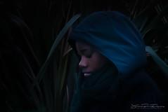 inside herself (JP Defay) Tags: people portrait portraiture afrique africa black beauty ethnique ethnology ethnicity rittratto travel femme feminin lowkey woman noir