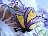 kika krauss 024 (Kika Bordados by Angelica Krauss) Tags: kikakrauss bordadosfeitoàmão butterfly borboletas embroidery embroider crafts artesanatos