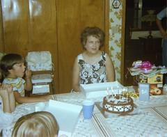 My Mom's 50th Birthday (Stabbur's Master) Tags: 1970s 1970sbirthdayparty birthday birthdayparty birthdaycake 50thbirthday