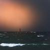 Kjeungskjær lighthouse (strupert) Tags: waves wind winter storm uniqueball gitzo polarizer lee kjeungskjærfyr kjeungskjær lighthouse minimalism minimalistic nikon norge norway brekstad ørland uthaug