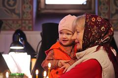 35. Рождество в Богородичном 07.01.2018
