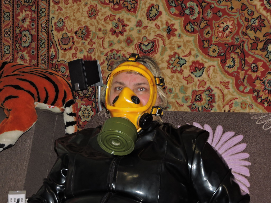 The Worlds Best Photos Of Gasmask And Girl - Flickr Hive Mind-1134