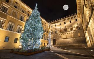 Piazza Salimbeni - Siena (Italy)