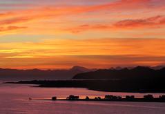 Sunrise with silhouettes (mayawhit13) Tags: baha california mexico mulege sunrise silhouette sun beach ocean