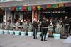 Mariachis music (Chemose) Tags: mexico mexique mexicocity mariachis groupe group musique music café cafe terrasse terrace canon eos 7d mars march plazagaribaldi musicien musician
