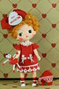 Sewing for HoLaLa (raining rita) Tags: holala valentines valentine handmade