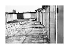 12. Garage doors (kotmariusz) Tags: garage doors monochrome blackandwhite bw świdnica concrete city drzwi garaże swidnica poland