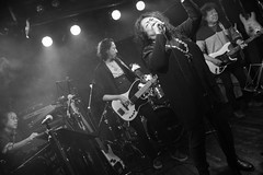 カルメンマキ & OZ Special Session at Crawdaddy Club, Tokyo, 07 Jan 2018 -00047