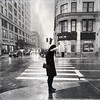 Deb (ShelSerkin) Tags: shotoniphonex shotoniphone hipstamatic iphone iphoneography squareformat mobilephotography streetphotography candid portrait street gothamist nyc newyorkcity blackandwhite