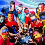 Fantje Agencija 22 Na uradnem žrebu skupin UEFA Futsal EURO 2018⚽ Foto: Sport Media Focus www.agencija22.si www.sportmediafocus.com www.futsaleuro2018.si