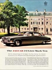 1965 Jaguar 4.2 Litre Mark Ten