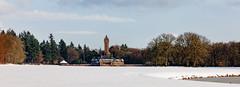 Sint Hubertus (doevos) Tags: gelderland hogeveluwe hubertus jachthuis jachthuissinthubertus npdhv nationaalparkdehogeveluwe nederland sinthubertus sneeuw veluwe winter neige snow