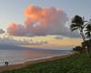 Maui Sunset (PDX Flyer) Tags: sunset maui sky clouds dusk ocean sea landscape water beach