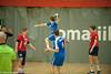 HIFK - Dicken MSM (1/2) (aixcracker) Tags: handball handboll käsipallo sports sport urheilu team lag joukkue helsinki helsingfors urheilutalo idrottshuset december joulukuu msm smliiga fmliga boll ball pallo nikond3 iso3200 hifk dicken