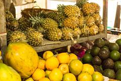 Bagan market (tommyajohansson) Tags: nyaungu mandalayregion myanmarburma mm bagan burma myanmar tommyajohansson geotagged fruit pineapple pineapples avocado avocados citrusfruit orange oranges