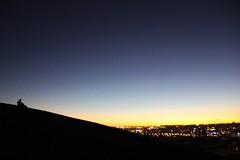 (jmadrid93) Tags: black vallecas tetasvallecas atardecer ocaso puestadesol sunset skylinemadrid madrid noche night skyline
