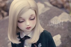 The Faintest Smile (L e n a ♥) Tags: anneliese anne volks sdgr beth march superdollfie sd bjd doll ボークス スーパードルフィー ベス・マーチ ベスマーチ ベス abjd balljointeddoll
