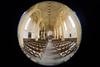 Stiftskirche Herrenberg (jmwill2005) Tags: kirche stiftskirche herrenberg innenraum fisheye ausstellung fotoclub objektiv