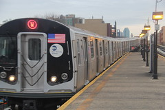 IMG_4421 (GojiMet86) Tags: mta bmt nyc new york city subway train 2008 r160b 9018 astoria blvd