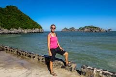Výprava za koupáním (zcesty) Tags: vietnam17 moře vietnam catba dosvěta hảiphòng vn