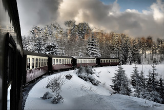 Harz - Harzer Schmalspurbahn - Brocken